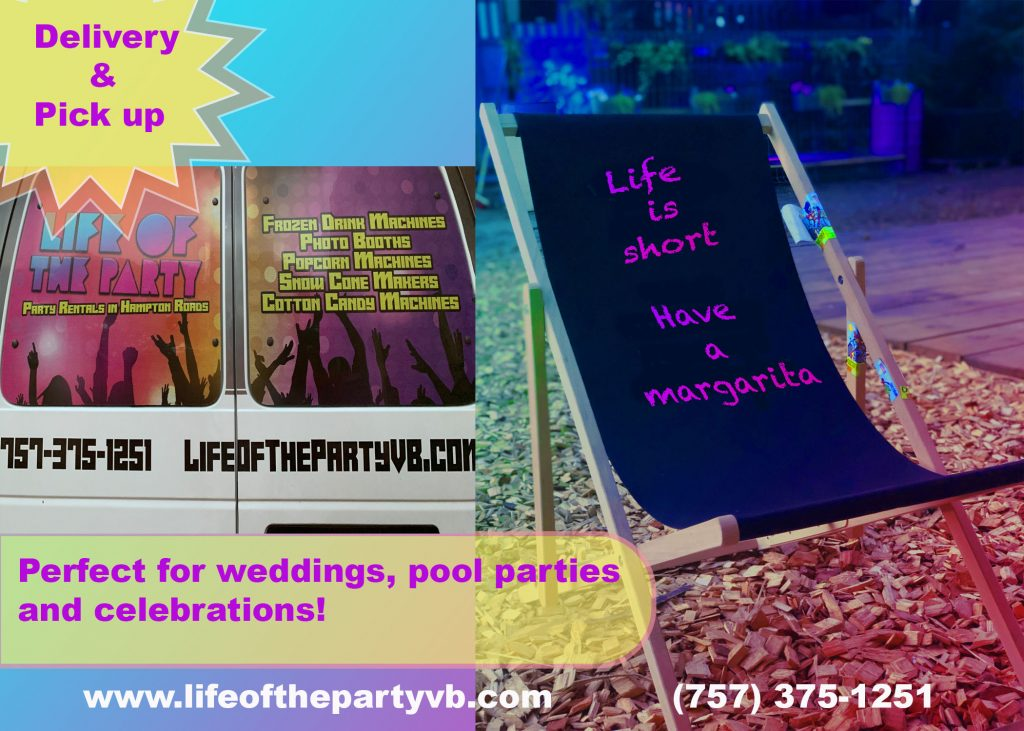 Information Picture for Life of the Party